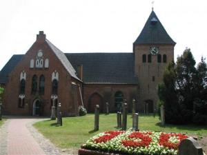 Die St. Sigismund-Kirch zu Daverden