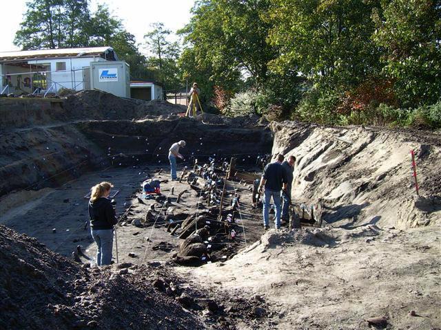 Ausgrabungen Burg Langwedel