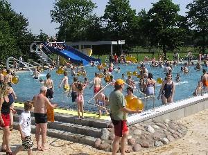 2007 wurde das Burgbad Langwedel umfangreich saniert