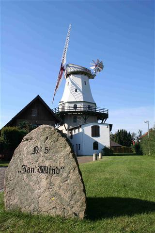 Etelser Mühle 'Jan Wind'