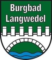 Das Logo des Burgbad Langwedel