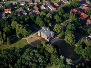 Schloss Etelsen mit Schlosspark