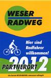 Logo Weserradweg