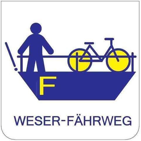 Logo Weser-Faehrweg