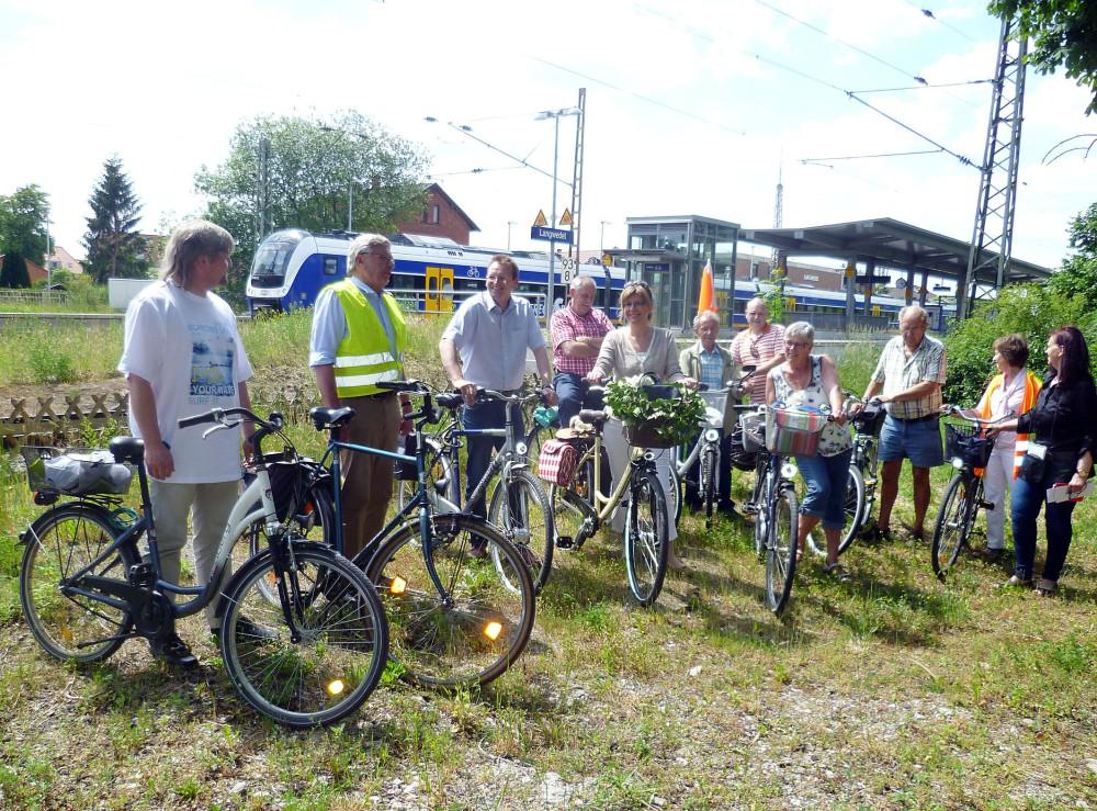 Radwege Schatzsuche in Langwedel