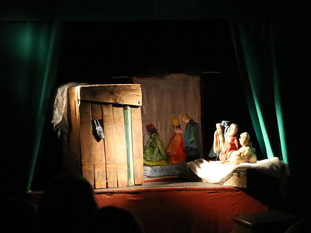 Kindertheater im Häuslingshaus Langwedel