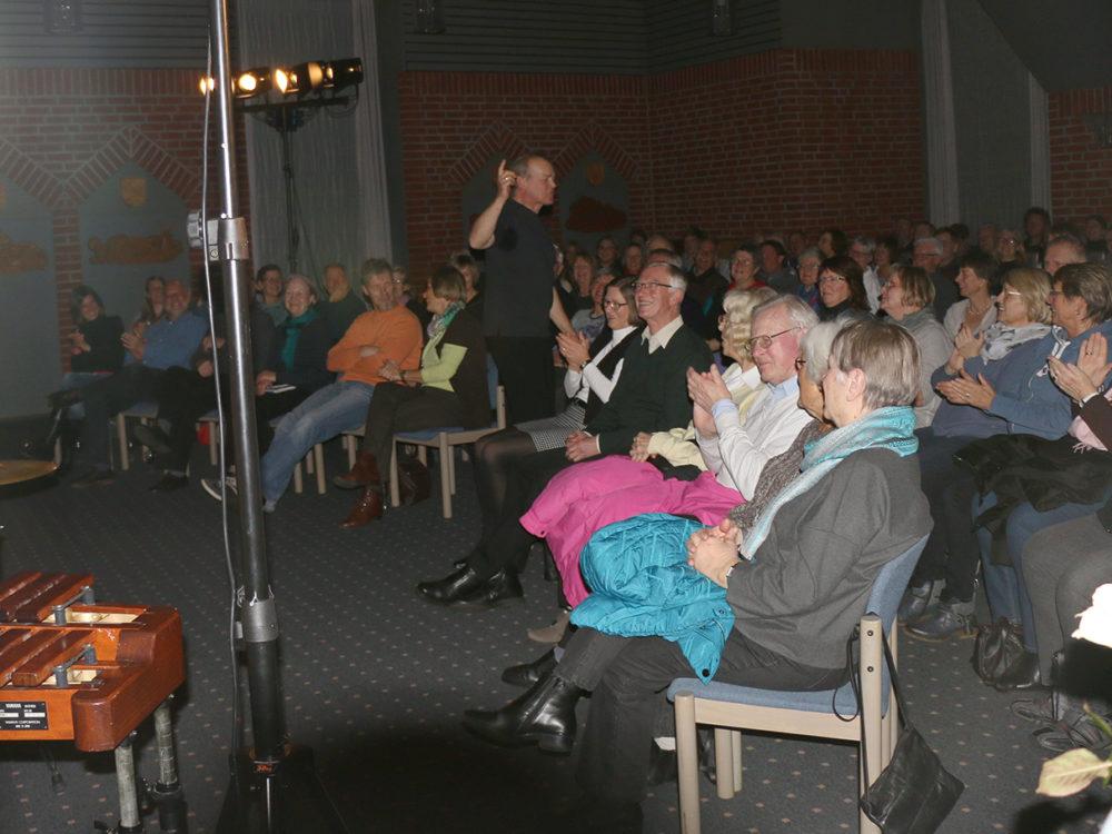 """""""unglaublich"""": Kabarett mit Pago Balke im Rathaus Langwedel"""