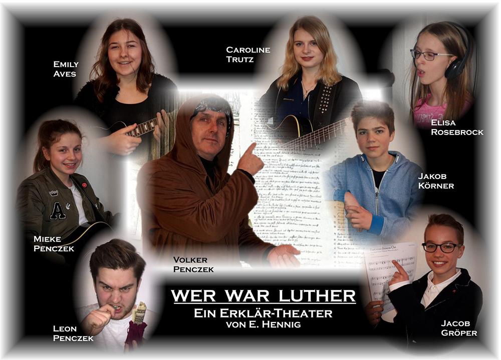Langwedeler Kulturtage 2017: Luther