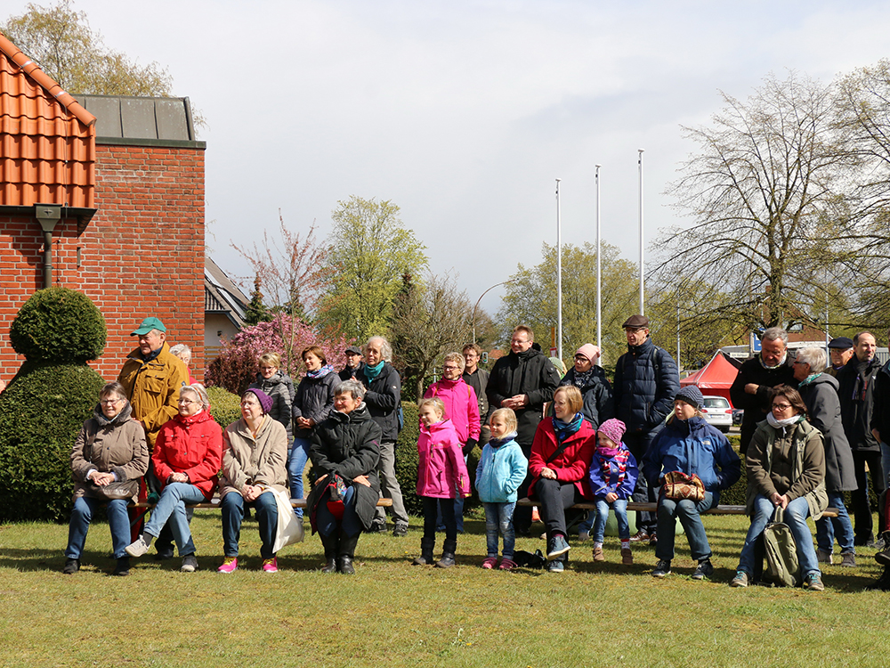 Straßenfestival in Langwedel