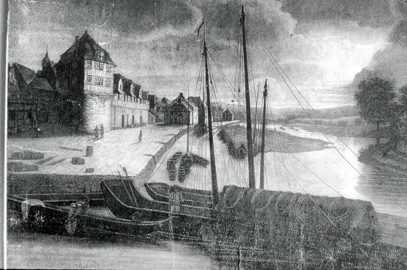 Vortrag im Häuslingshaus LAngwedel: Handelswege im Mittelalter